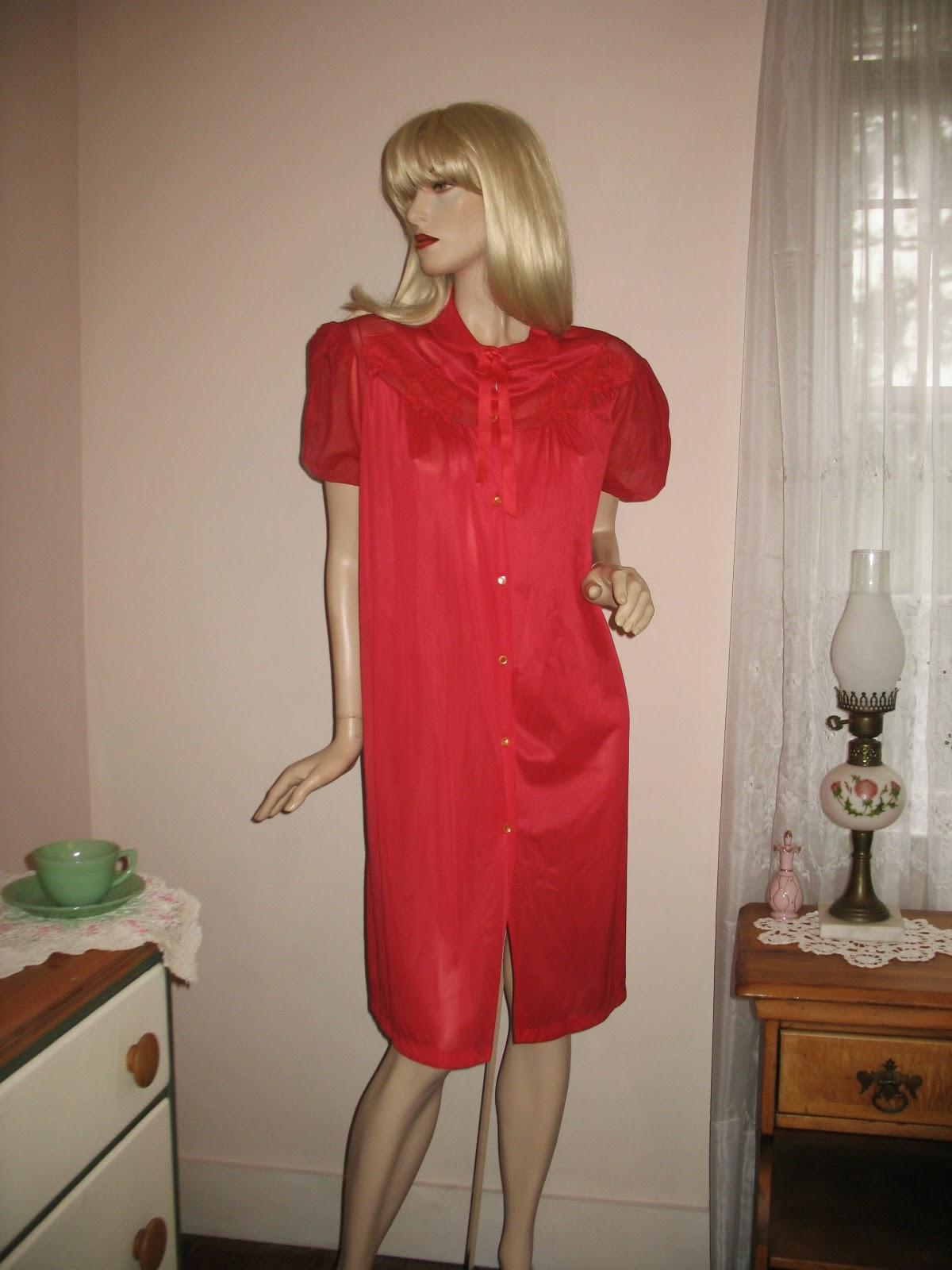 vintage 60s lingerie