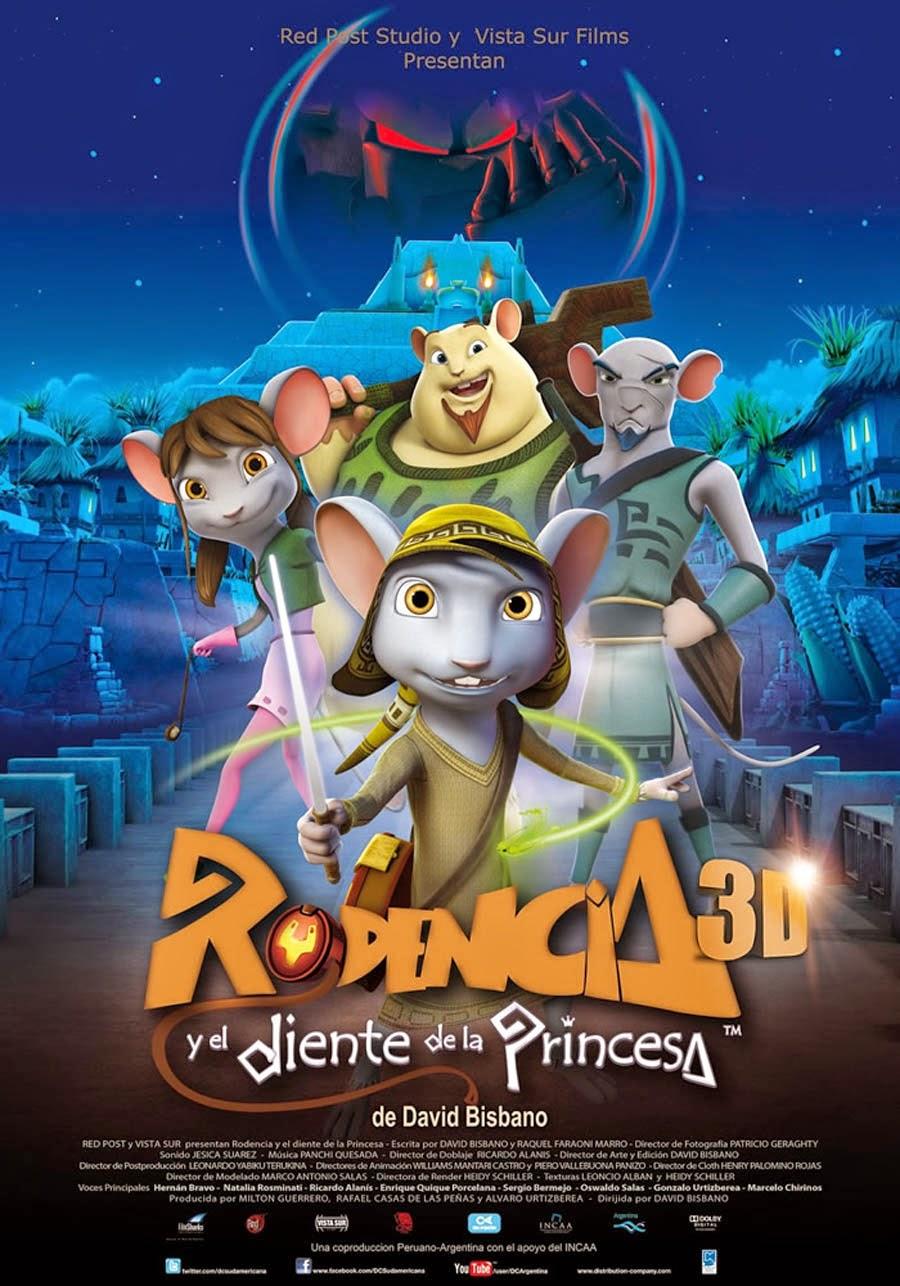 Assistir Filme Rodência e o Dente da Princesa Online Dublado