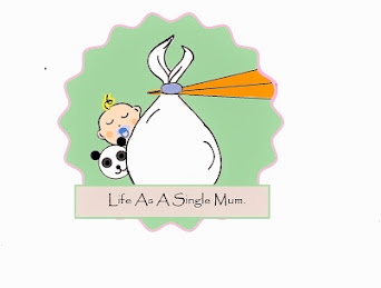 Welcome To Life As A Single Mum!