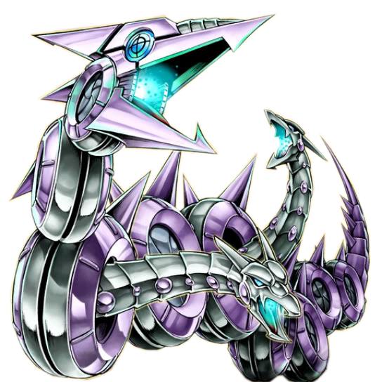 Chimeratech Fortress Dragon and Chimeratech Overdragon
