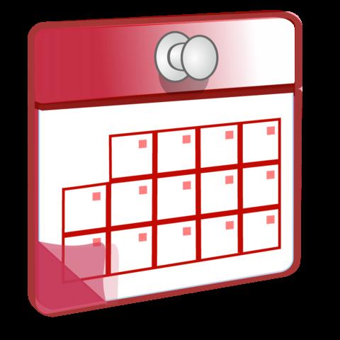 Calendari d'activitats