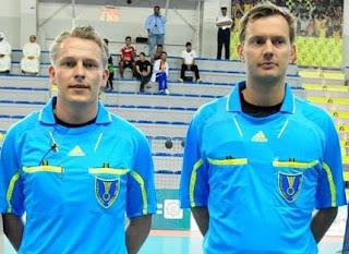 árbitros alemanes para la final del mundial juvenil | Mundo Handball