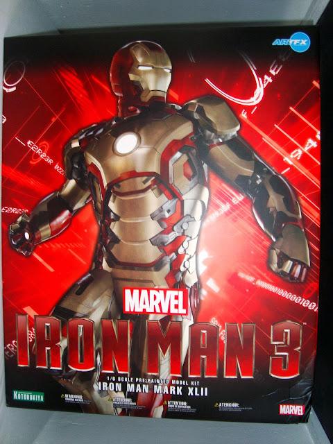IRON MAN 3 FILM : IRON MAN MARK 42 DSC09540