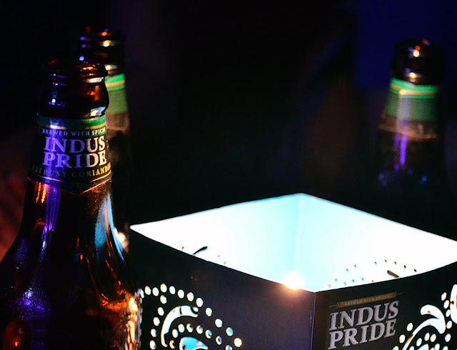 Indus Pride Citrusy Coriander Beer