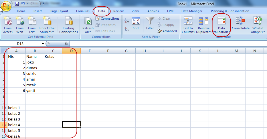 how to create a dialog box in excel 2013
