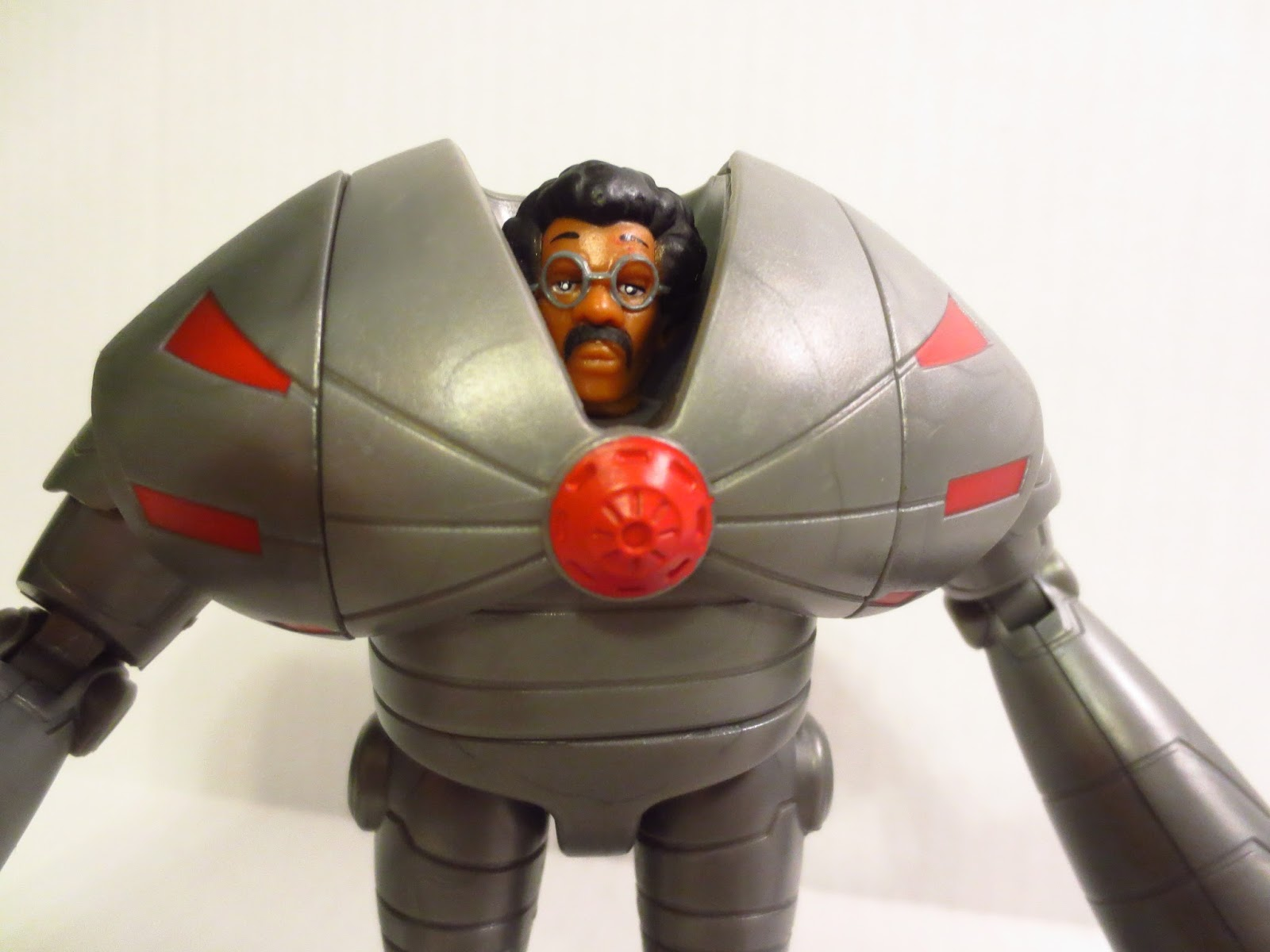 The Epic Review: Action Figure Review: Baxter Stockman ...