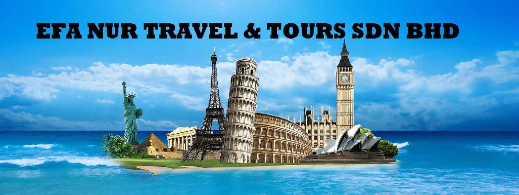 EFA NUR TRAVEL & TOURS SDN BHD