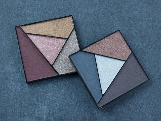 Mary Kay Fall 2015 City Modern Collection Eye Color Palettes: Review and Swatches