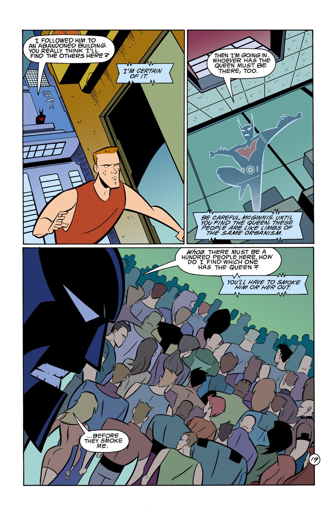 Batman Beyond [II] Issue #11 #11 - English 20