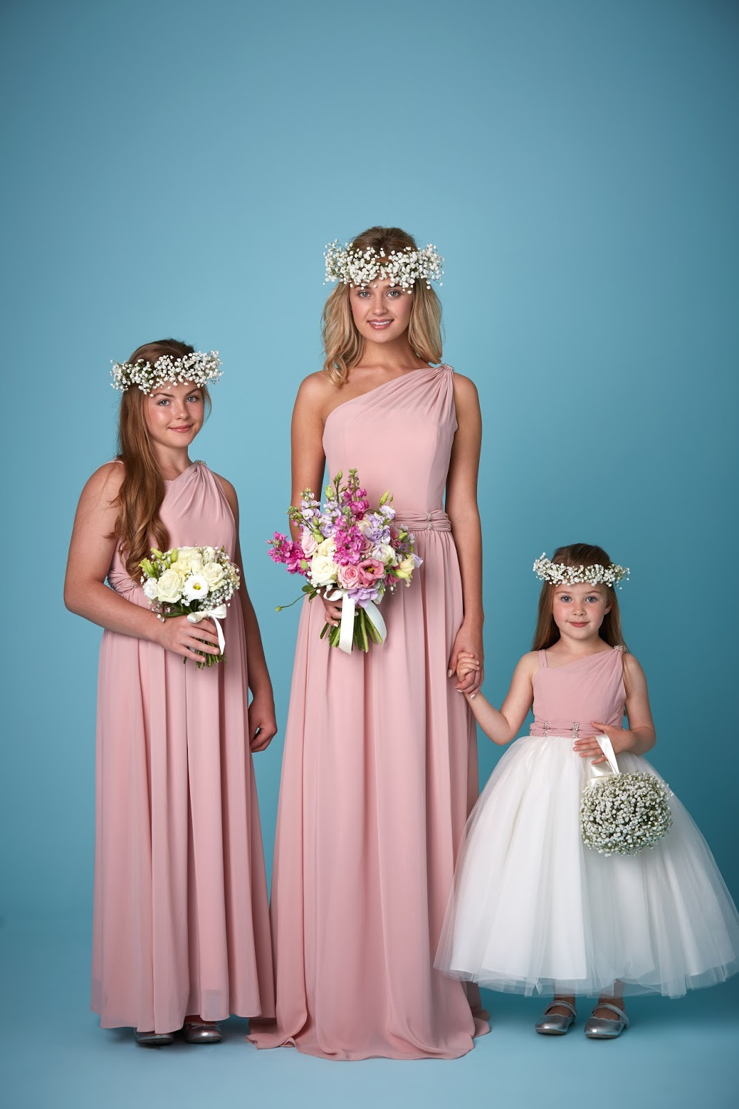 New bridesmaid dresses from Amanda Wyatt – West Weddings