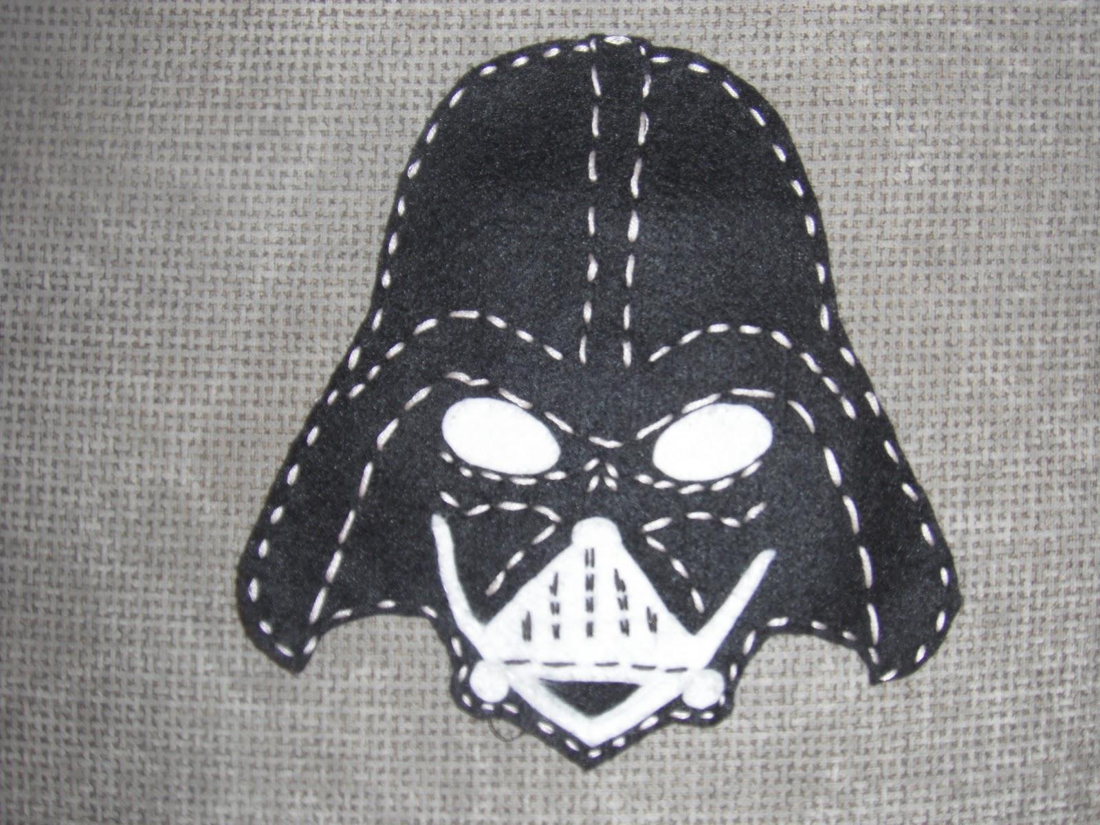 Camiseta Darth Vader | ¡Chimpón y se cosió!