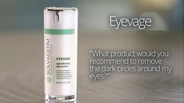 Solvaderm Eyevage Review, by top beauty blogger barbies beauty bits