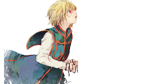 Kurapika Chains Male Blonde Hair Male Guy Hunter X Hunger Anime HD Wallpaper Desktop PC Background  1977