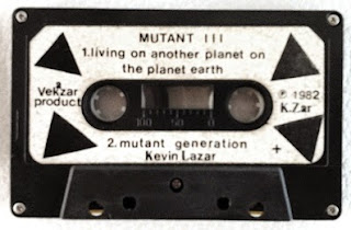 Kevin Lazar Mutant III