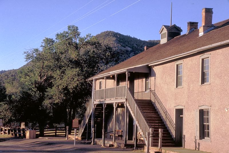 courthouse and jail lincoln new mexico