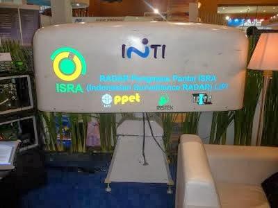 PT. INTI dan BPPT Kerjasama Ciptakan Sistem Radar Batas Pantai