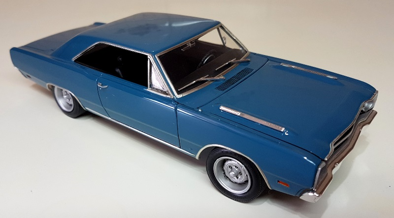 Dodge Dart '69 - Revell - escala 1/25