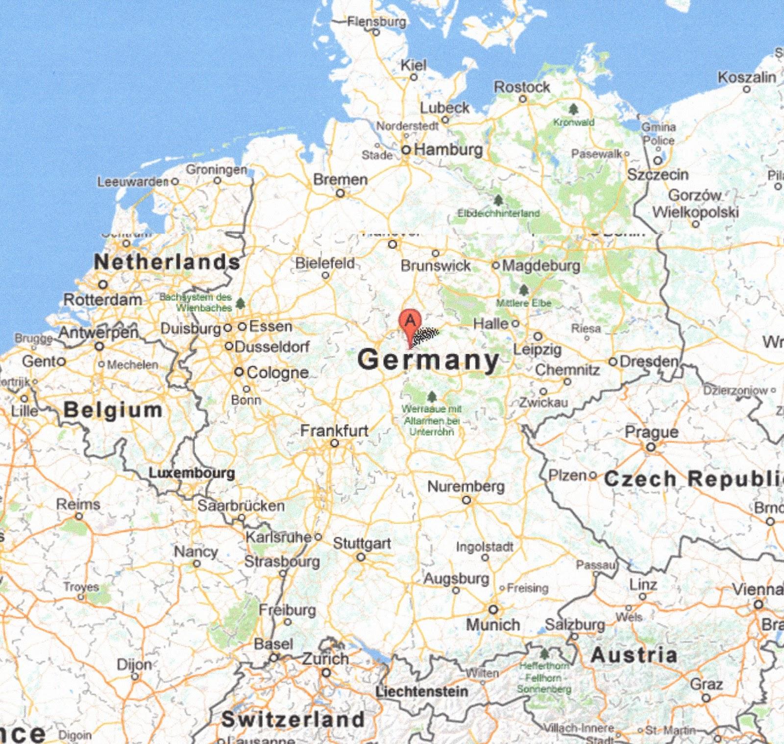 Eschwege Germany  city pictures gallery : Last flight in the F 6D, Eschwege, Germany.