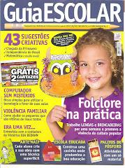 Revista Guia Escolar- meses de Junho e Julho 2011