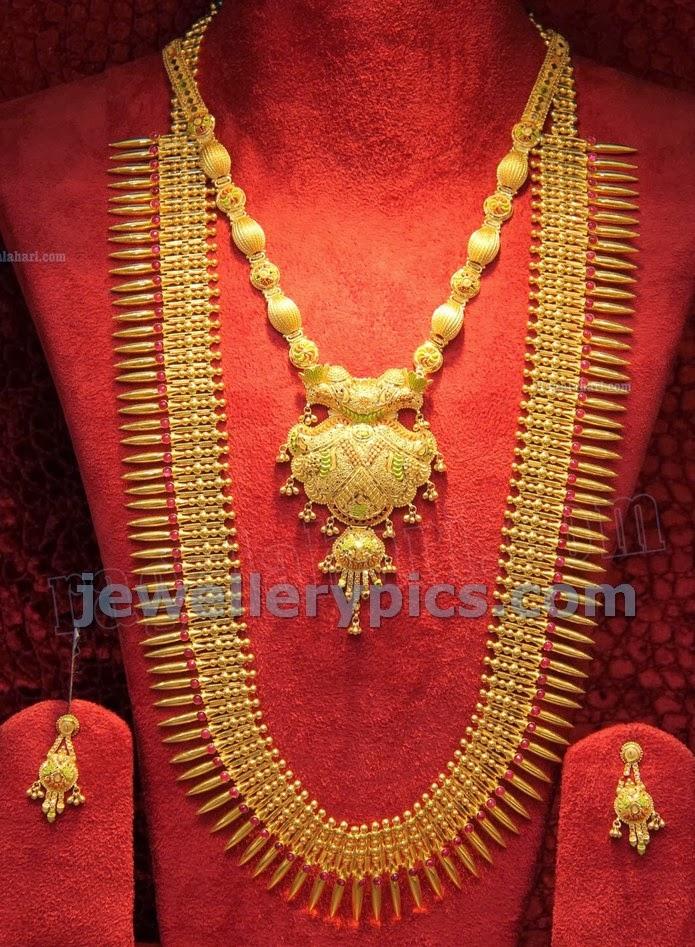 kerala jewellery mullamottu mala
