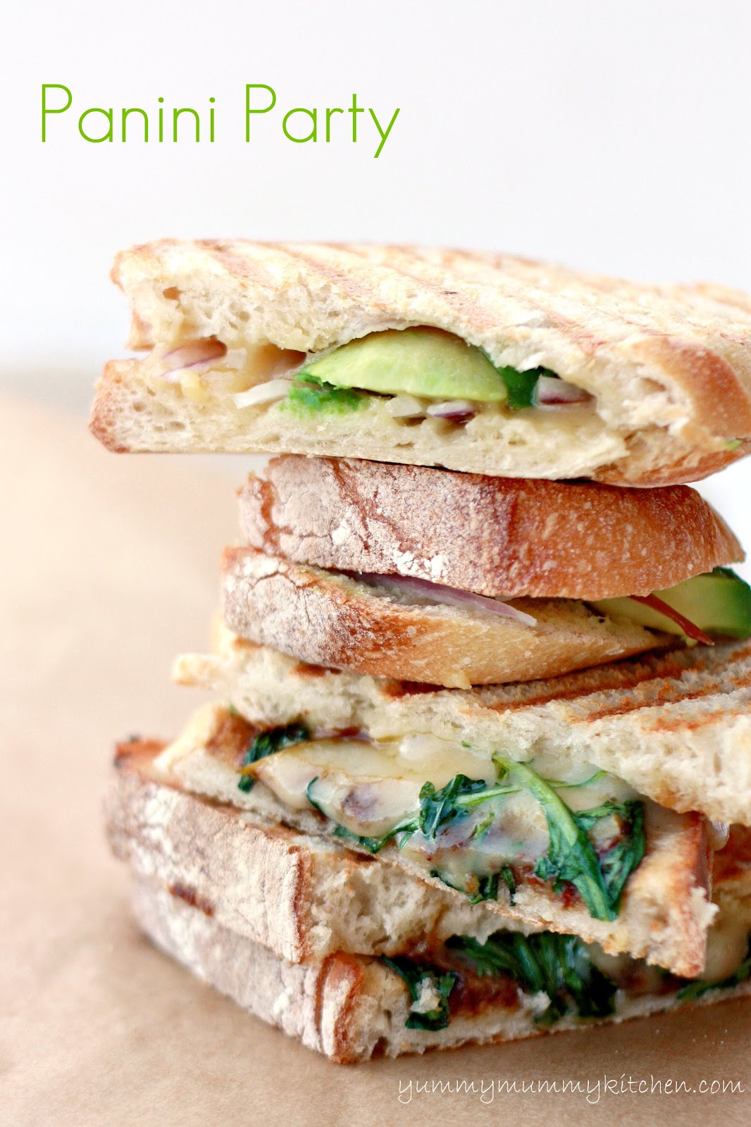 Winter Dinner Party Ideas Part - 48: Panini Party: Winter Edition