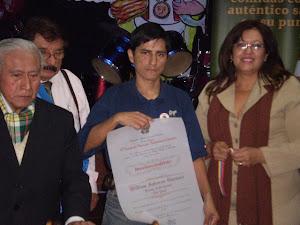 RECONOCIMIENTO DESDE CARACAS - VENEZUELA