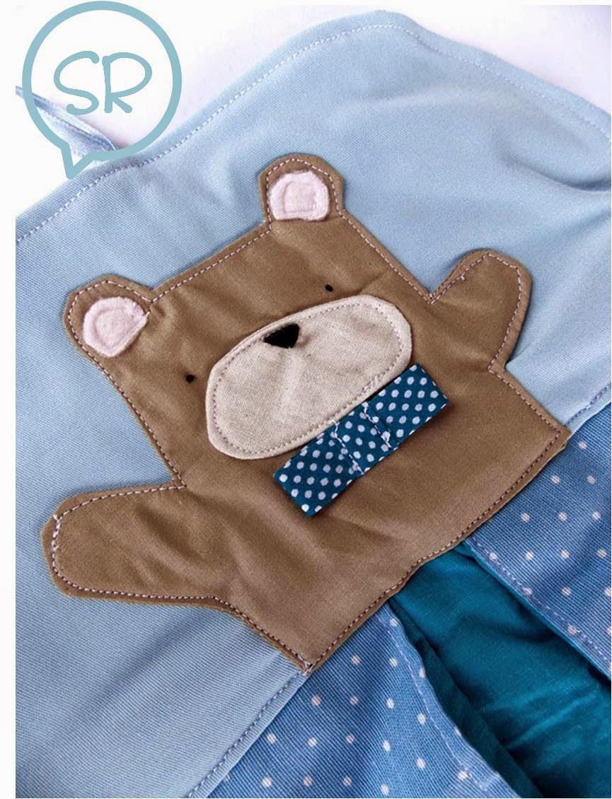 Sogni risplendono porta pannolini con orsetto - Porta pannolini ...