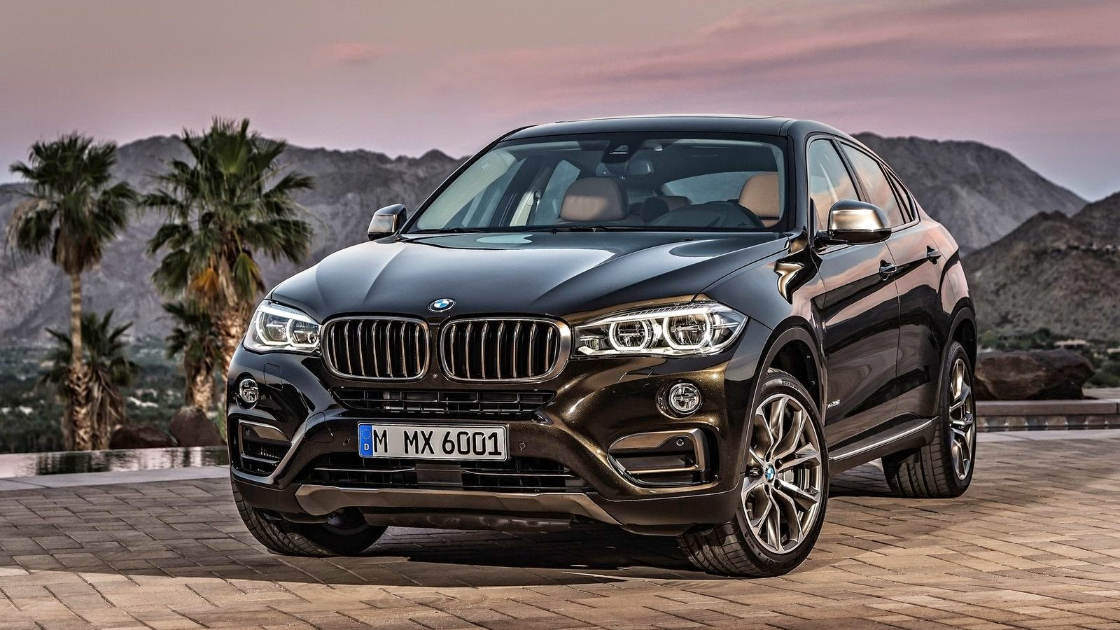 Best Car Review All New Bmw X6 Striking Design Refined