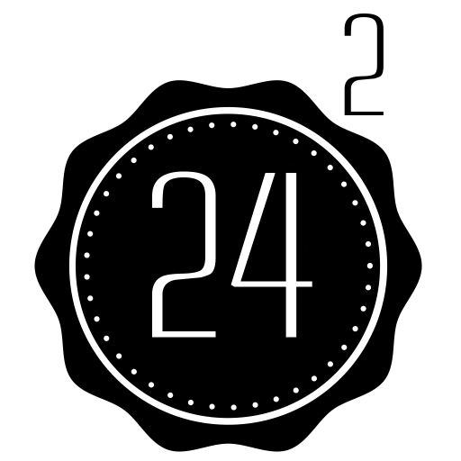 24 Squared - Closing September 13