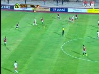 اهداف مباراة مصر و تونس ||10-09-2014 || - egypt vs tunisia