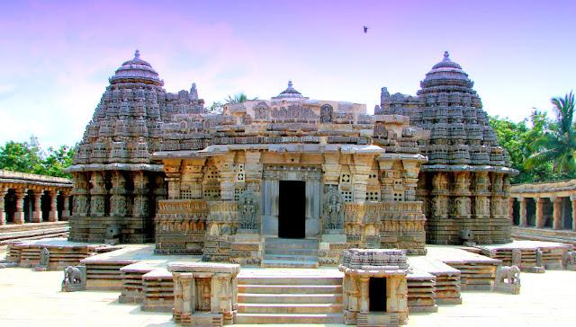 Chennakesava Temple Belur,