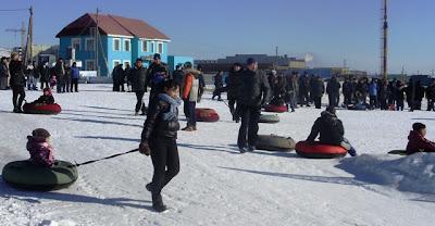 Спорт в Монголии