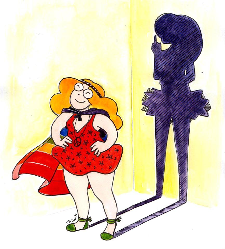 Lo strano caso di Lucy Rainbow e Ombretta Black