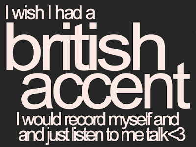 Funny Quotes about British accent and language
