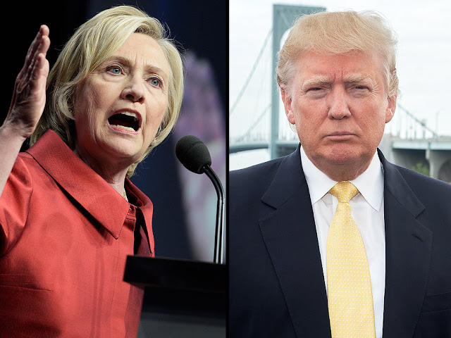 Trump: Hillary Clinton Shouldn't Be Allowed To Run For President
