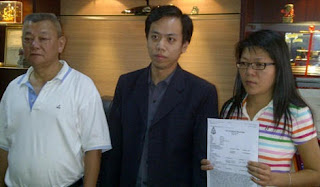 Gambar Amoi Mabuk Buat Laporan Dicabul 11 Polis Malaysia