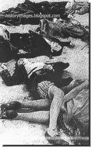 german women raped killed east prussia 1945 january