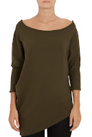 Bluza verde tricotata model D1278A (Ama Fashion)