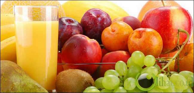 10.Jus buah