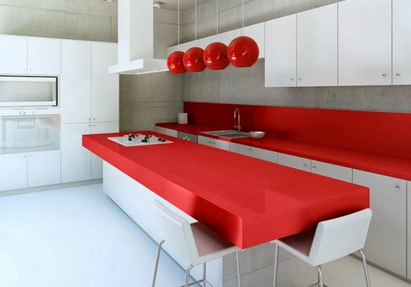 Qu color de silestone pongo en mi cocina 2 parte - Mesas de cocina de silestone ...