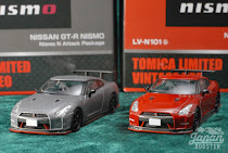 TLV Nissan GT-R Nismo N-Attacks are here!