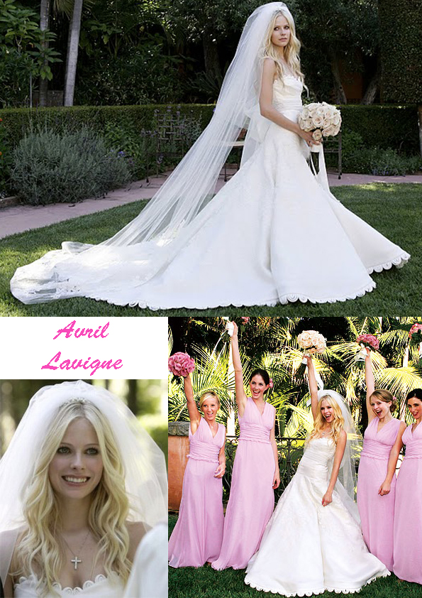 Natasha Wedding Essentials Avril Lavigne Favorite