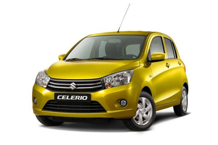 Maruti Suzuki Celerio Prices In India