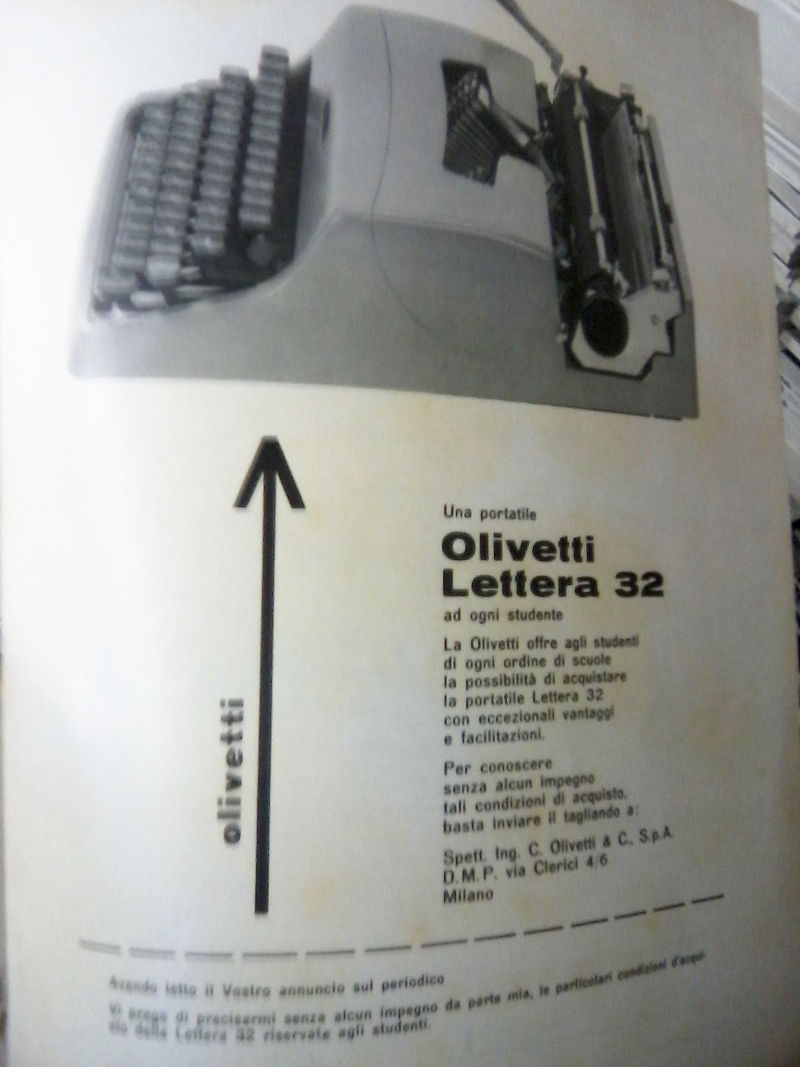 2013 03 13 - olivetti lettera 32 ad