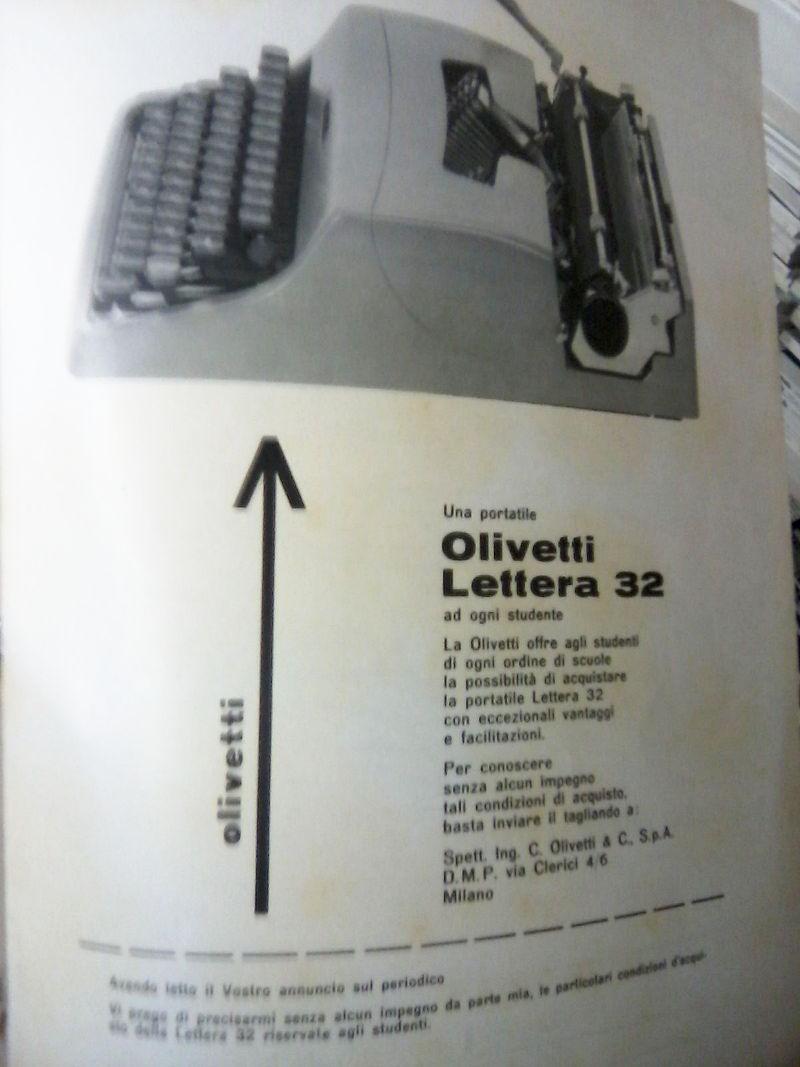 2013 03 13 - olivetti lettera 32 ad