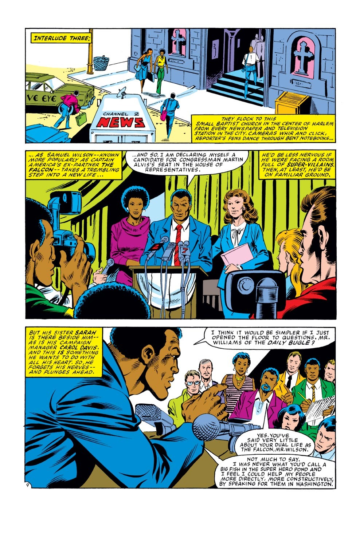 Captain America (1968) Issue #275 #191 - English 10