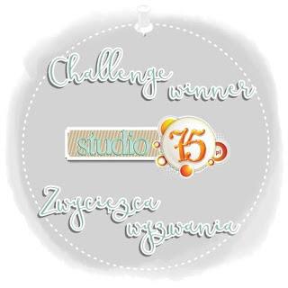Studio 75 Challenge #9 Winner