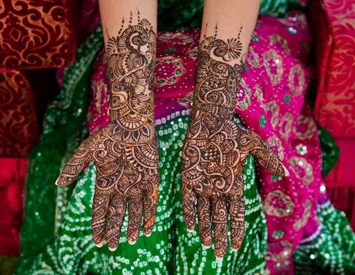 Dubai Mehndi Patterns : Dubai bridal mehendi design makedes