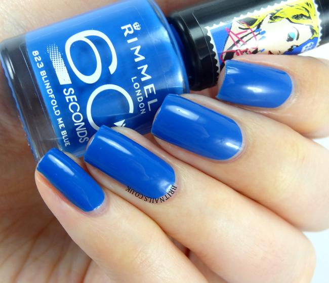 Rimmel Blindfold Me Blue