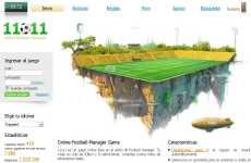 11x11: juego de manager de fútbol online